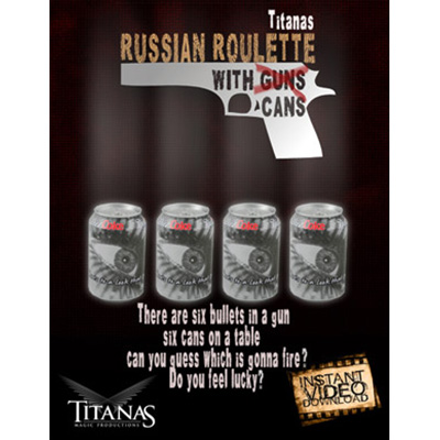Russian Roulette with Cans by Titanas - Streaming Video