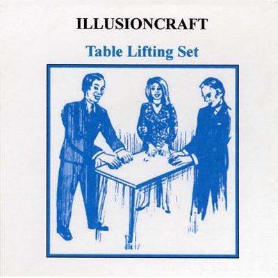 Table Lifting Set - Illusion Craft