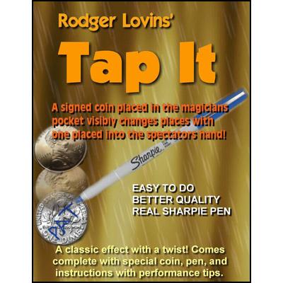 Tap It - Rodger Lovins