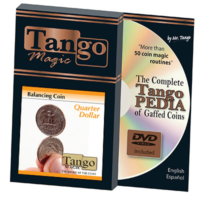 Balanceo de Moneda - (Cuarto USD Dolar) - Tango Magic