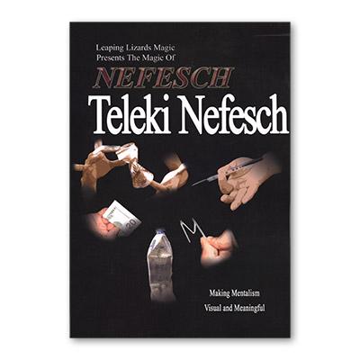 TelekiNefesch by Nefesch - Libro de Magia