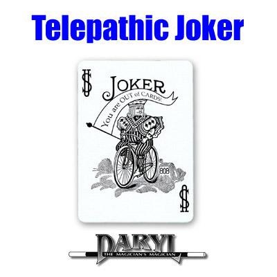 Telepathic Joker - Daryl