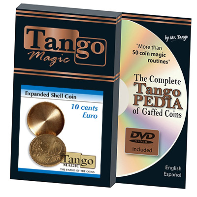 Expanded Shell 10 Cents Euro by Tango