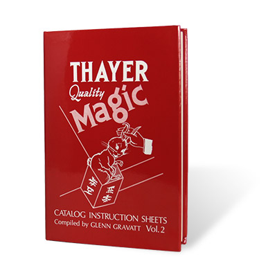 Thayer Quality Magic Vol. 2 - Glenn Gravatt - Libro de Magia
