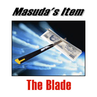 The Blade - Katsuya Masuda