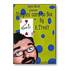 Tivoli Box (Simplex Card to Box) - Arthur Tivoli
