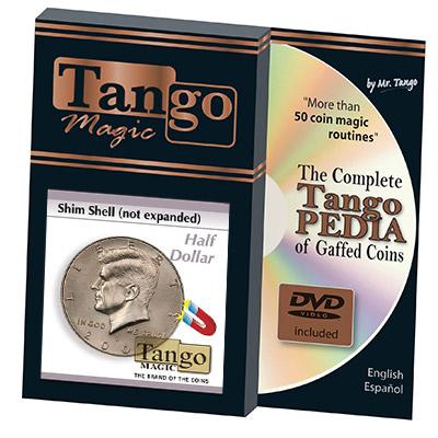 Shim Shell Half Dollar by Tango