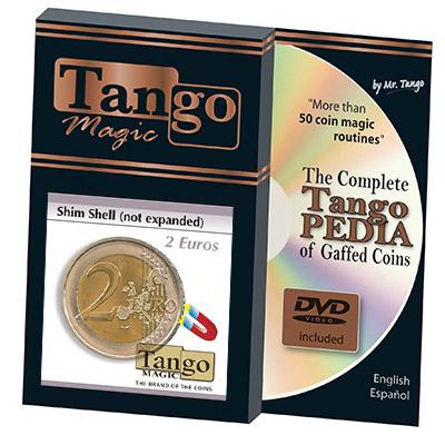 Shim Shell (2 Euro Coin) by Tango