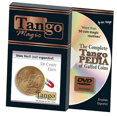 Shim Shell (50 Cents Euro Coin) by Tango