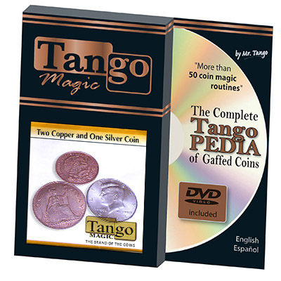 Two Copper and One Silver by Tango