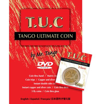 Tango Ultimate Coin (T.U.C) 2 EUROS DVD - Tango