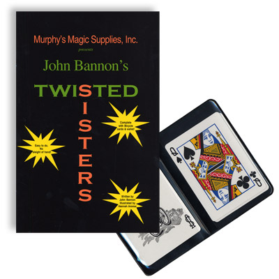 Twisted Sisters trick - John Bannon