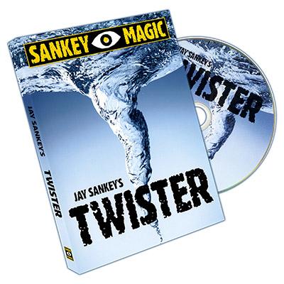 Twister (Con Accesorios y DVD) - Jay Sankey