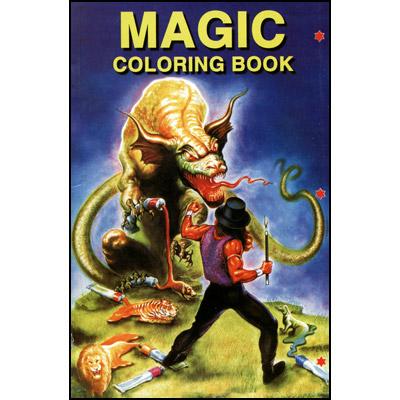 Mini Coloring Book (animal) 6x9 pulgadas