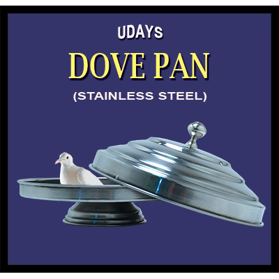 Dove Pan (Stainless Steel) by Uday - Trick