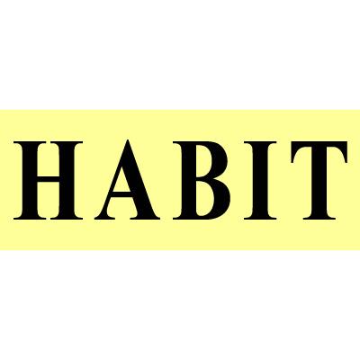 Habit Paper Tear # 10 - Uday