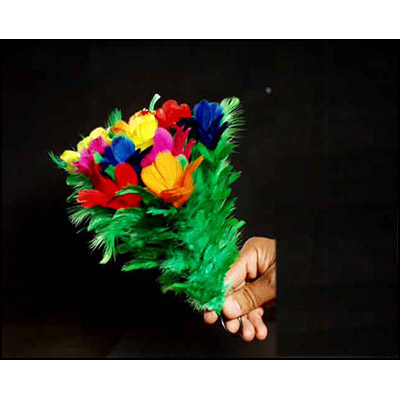 Sleeve Bouquet 10 Flowers - Uday