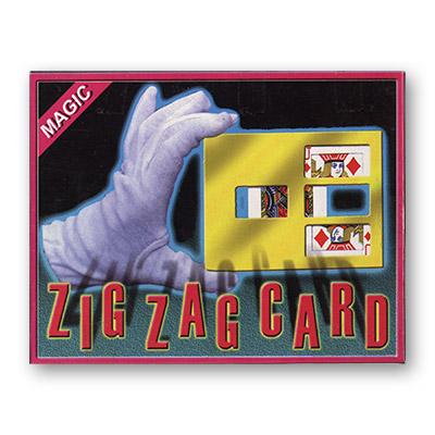 Zig Zag Card - Uday
