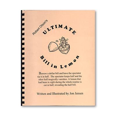 Robert Olson's Ultimate Bill in Lemon - Jon Jensen - Libro de Magia