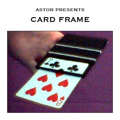 Visible Card Frame - Astor