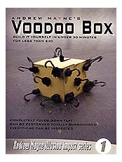 Voodoo Box - Andrew Mayne - Libro de Magia