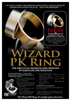 Wizard PK Band Style Ring Flyer Thumbnail
