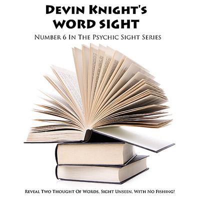 Word Sight - Devin Knight