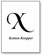 X - Kenton Knepper - Libro