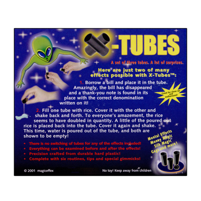 X-Tubes - Magic Effex