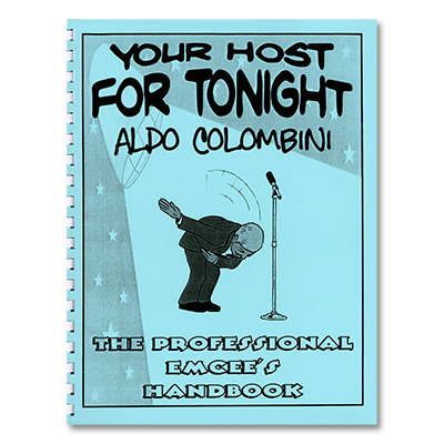 Your Host For Tonight - Wild-Colombini - Libro de Magia