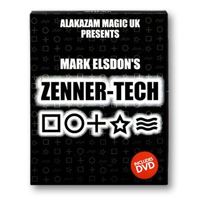 Zenner-Tech 2.0 ((con DVD)) - Mark Elsdon & Alakazam Magic