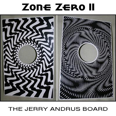 Zone Zero II (con DVD) - Jerry Andrus
