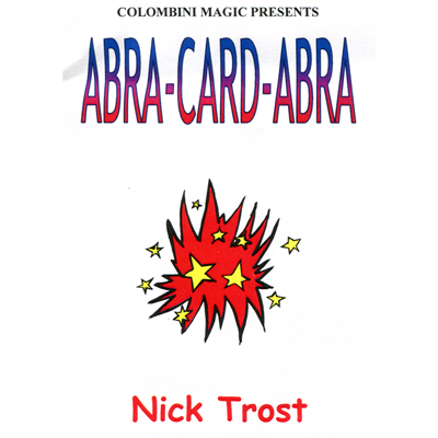 Abra-Card-Abra by Wild-Colombini Magic - Trick