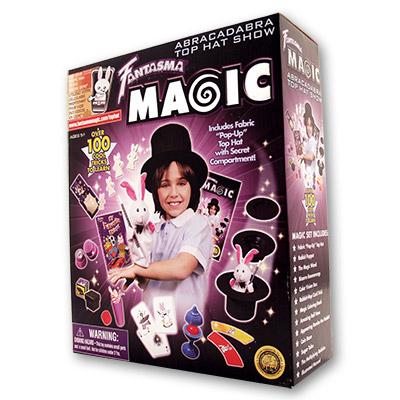 Abracadabra Top Hat - Kit de Magia para Ninos