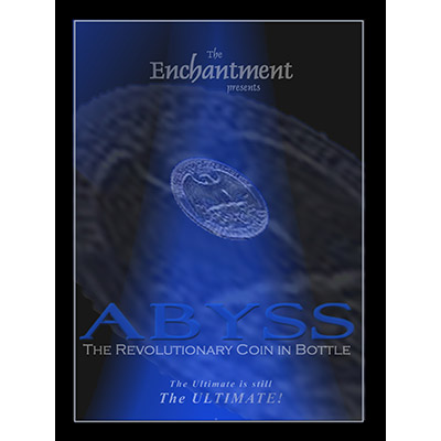 Abyss The Revolutionary Coin In Bottle by The Enchantment - Trick