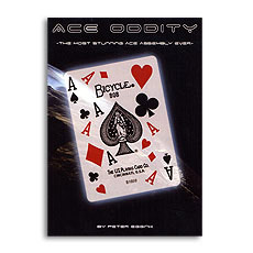 Ace Oddity by Peter Eggink - Trick