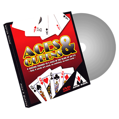 Aces and Queens by Astor - Trick