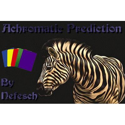 Achromatic Prediction Video DOWNLOAD