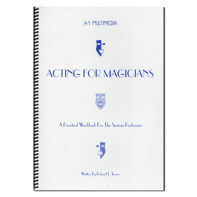 Acting for Magicians by Murphy's Manufacturing - Book
