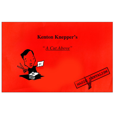 A Cut Above by Kenton Knepper - Trick