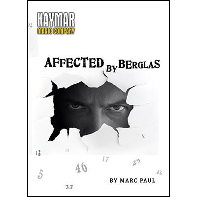 Affected (w/ DVD) by Berglas and Marc Paul - Trick