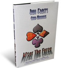 After The Force Book (& DVD inside) Ron Frost