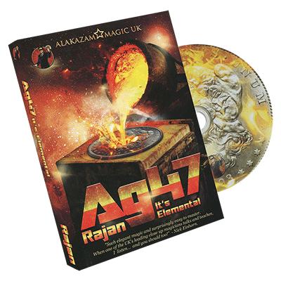 AG 47 - Rajan & Alakazam Magic - DVD