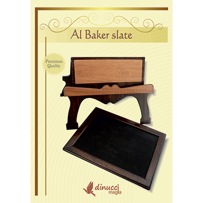 The Al Baker Slate by Dinucci Magic - Trick