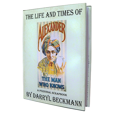 The Life and Times of Alexander (Dr. Q)- Book