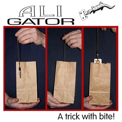 Ali Gator by Chazpro - Trick