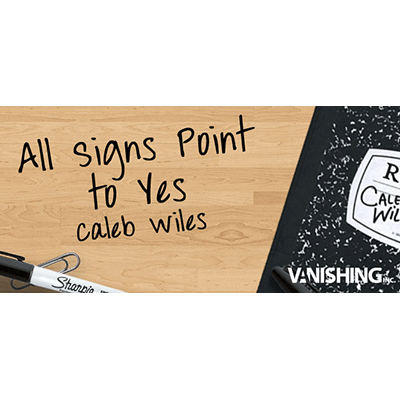 All Signs Point To Yes by Caleb Wiles and Vanishing Inc. video DOWNLOAD