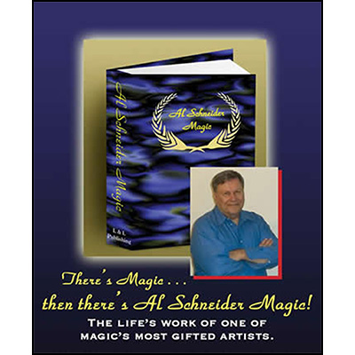 Al Schneider Magic - L&L Publishing - Libro de Magia