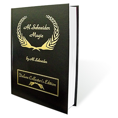 Al Schneider Magic Deluxe Edition by L&L Publishing - Book