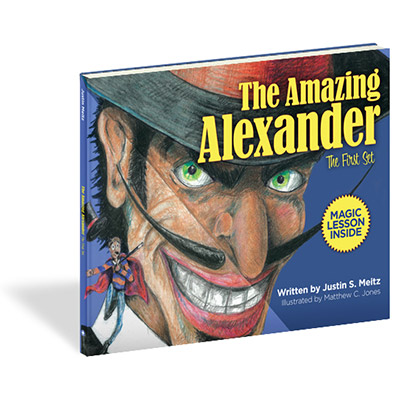 The Amazing Alexander by Justin S. Meitz - Book